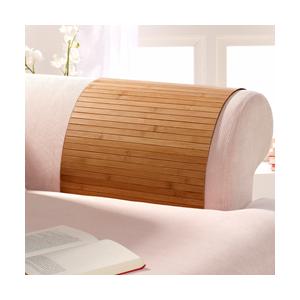 Bambus-Lehnenschoner