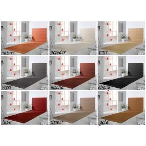 Bambusteppich Wandteppich DUO - in 20 Größen...