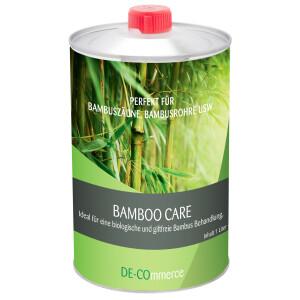 Bambus Pflegeöl Bamboo CARE für Bambus Zaun...