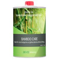 Bambus Pflegeöl Bamboo CARE für Bambus Zaun Bamboo Pflege Öl