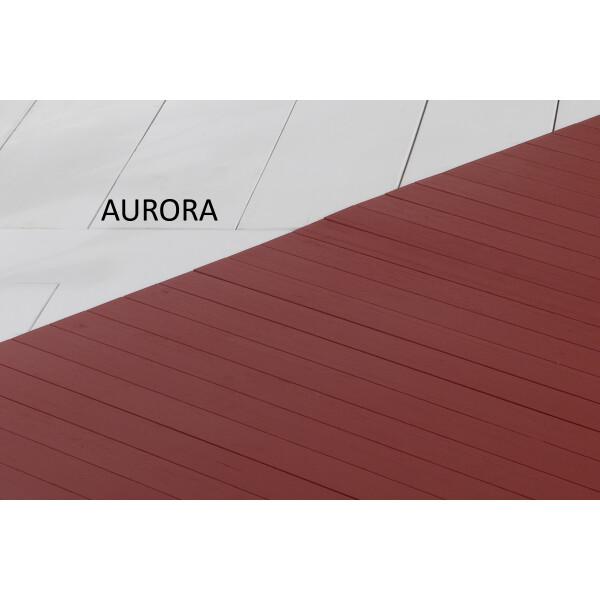Bambusteppich SOLID aurora, Maß ca. 40x60 cm, 50mm Stege auf Gazevliesrücken