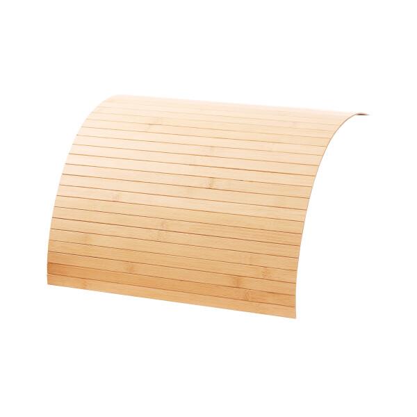 Bambus Flexablage | pure 40 x 120 cm