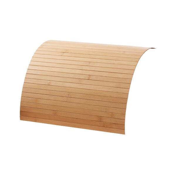 Bambus Flexablage | nature 60 x 120 cm