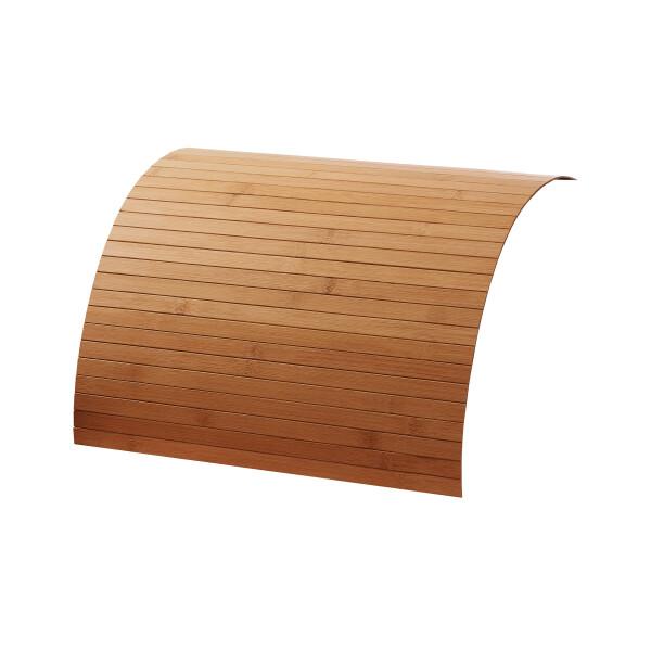 Bambus Flexablage | gold 20 x 120 cm