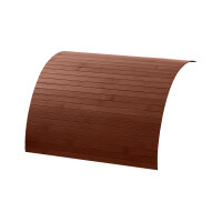 Bambus Flexablage | mocha 60 x 80 cm