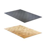Badteppich KARO in unterschiedlichen Farben und Größen erhältlich