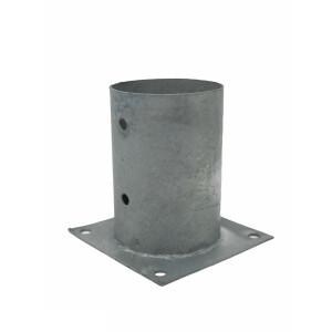 Aufschraubhülse (Ø 81mm) 81 x 150 mm...