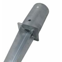 Einschlagbodenhülse (Ø 81mm) 81 x 600 mm  feuerverzinkter Stahl