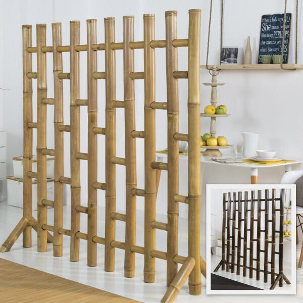 Bambus Raumteiler SOLO