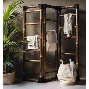 Bambus Raumteiler SHINTO NIGRA